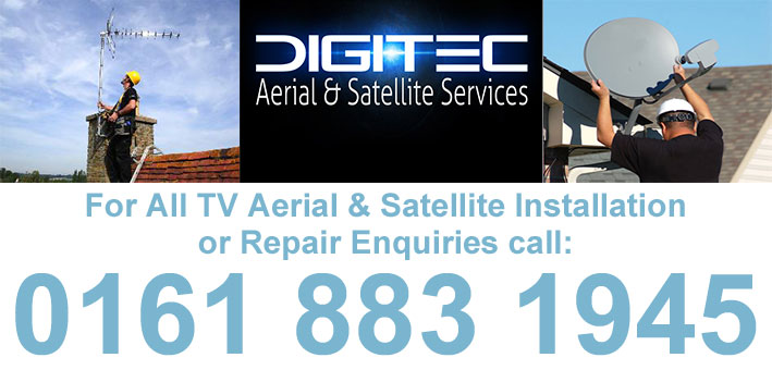 TV Aerials Manchester phone number