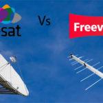 Freesat vs Freeview